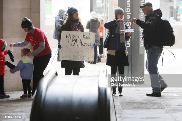 Moms Clean Air Force activists Liz Brandt her daughters Natalia and Valencia Bednar 5 Molly Rauch and Martha Roberts welcome Environmental Protection...