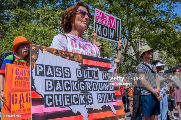 Moms Demand Action hosted a Recess Rally and community gathering at Foley Square to honor the victims of gun violence and to call upon our lawmakers...