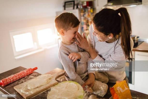 Mamas kleine Bäcker