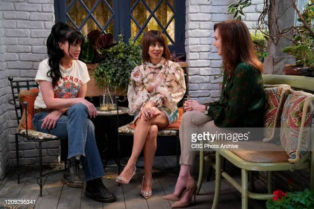 """Mom's Secret"""" - Jackie and Elizabeth are scandalized when they find their mom's secret love letters that suggest she had an affair. Also, Javier..."""
