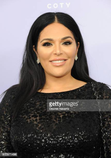 Mona Kattan attends 2018 Fragrance Foundation Awards at Alice Tully Hall at Lincoln Center on June 12 2018 in New York City