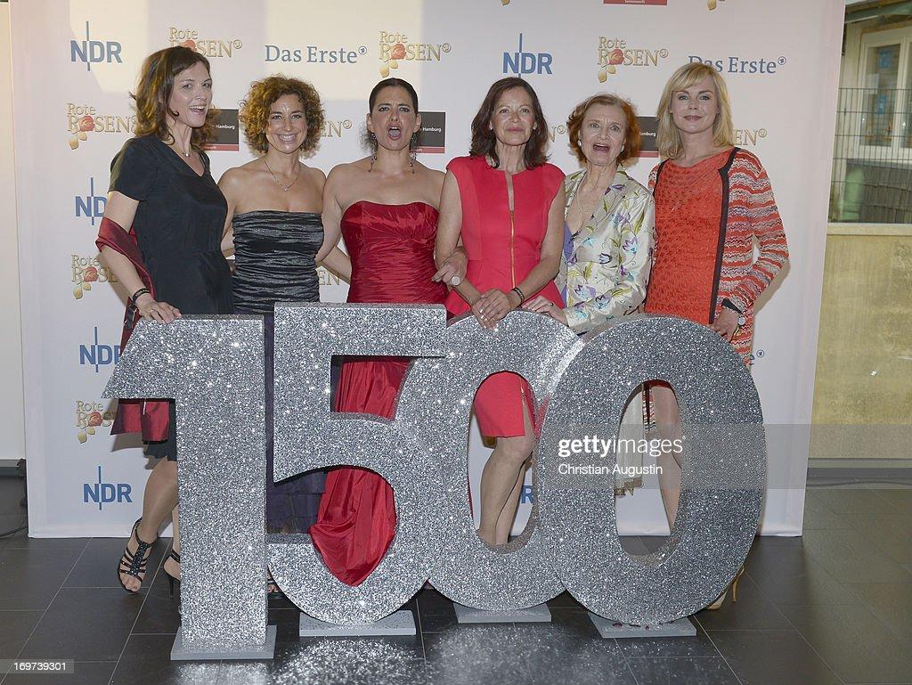 'Rote Rosen' Celebrates 1500th Episode