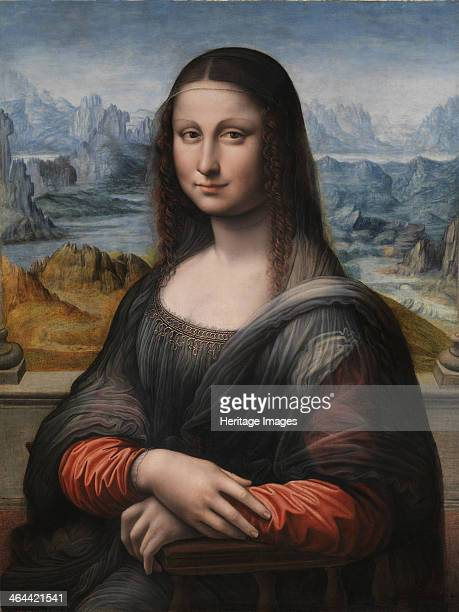 Mona Lisa 15031516 Found in the collection of the Museo del Prado Madrid