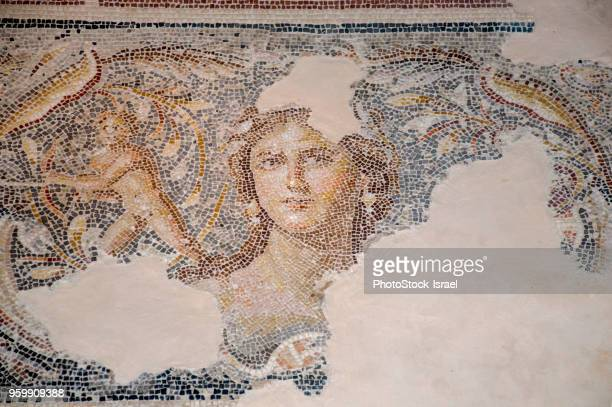 mona lisa of the galilee - historical geopolitical location stock photos and pictures