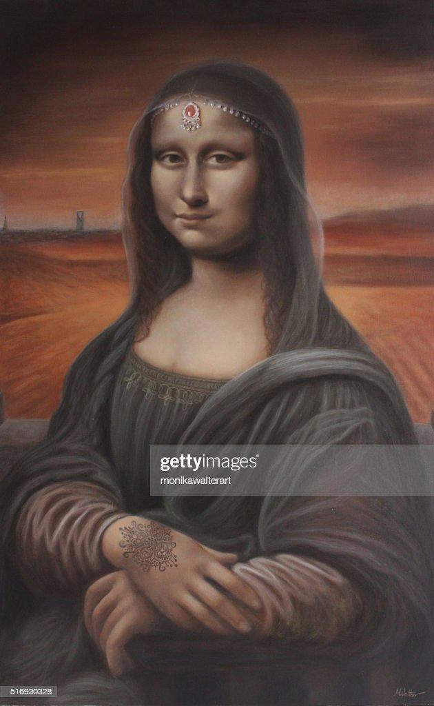Mona Lisa : Stock Photo