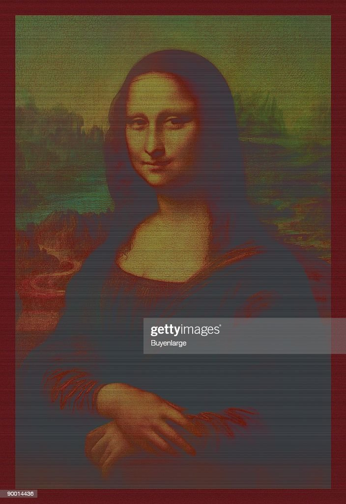 Mona Lisa : News Photo