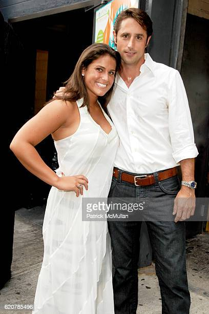 Mona Mancuso and Lorenzo Borghese attend Kelly Killoren Bensimon Coralie Charriol Paul and QUINTESSENTIALLY Host the NYC Launch of...
