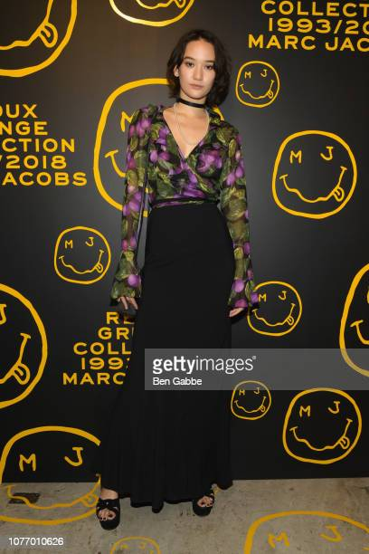 Mona Matsuoka attends as Marc Jacobs, Sofia Coppola & Katie Grand celebrate The Marc Jacobs Redux Grunge Collection and the opening of Marc Jacobs...