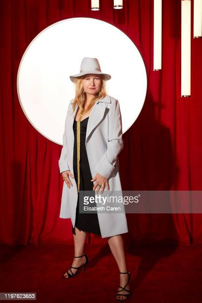 Mona May attends the 22nd Costume Designers Guild Awards at The Beverly Hilton Hotel on January 28 2020 in Beverly Hills California
