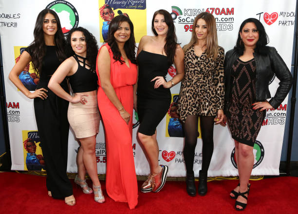"""CA: Debut Of Minority Reportz's Comedy Show """"Persian Girls Night Out"""""""