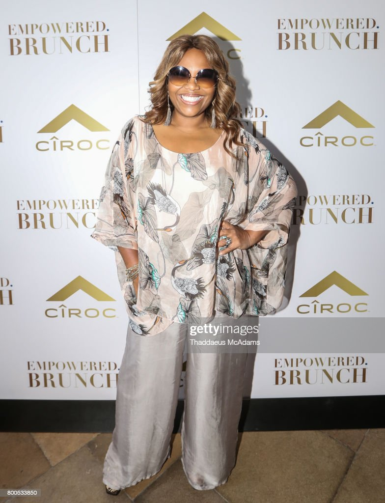 Mona Scott Young at Four Seasons Hotel Los Angeles at Beverly Hills on June 23, 2017 in Los Angeles, California.