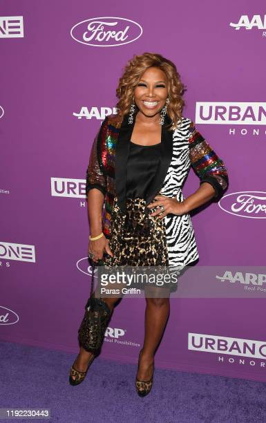 Mona ScottYoung attends 2019 Urban One Honors at MGM National Harbor on December 05 2019 in Oxon Hill Maryland