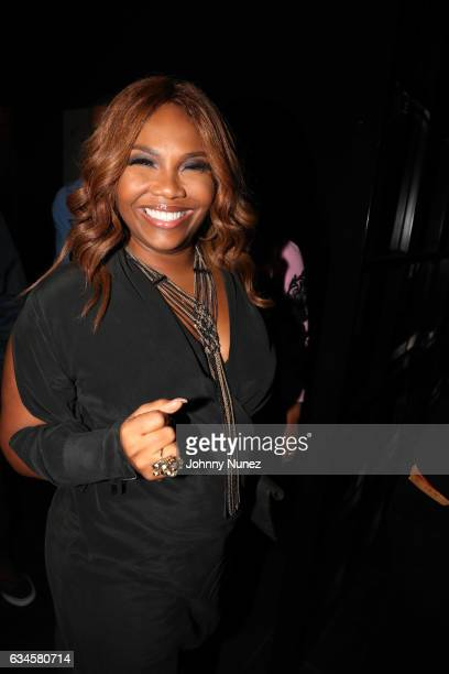 Mona ScottYoung attends the Annual PreGrammy Reception hosted by Ted Reid at STK on February 9 2017 in Los Angeles California