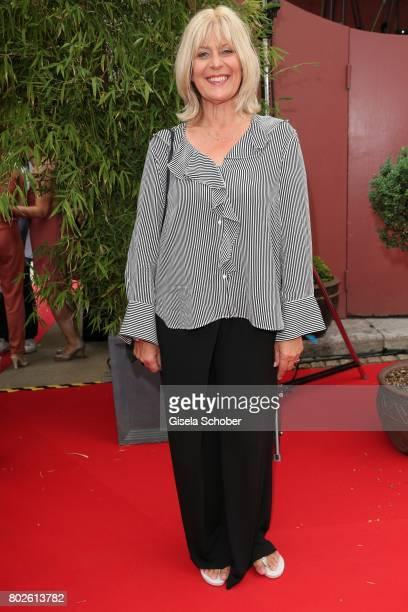 Mona Seefried during the Bavaria Film reception during the Munich Film Festival 2017 at Kuenstlerhaus am Lenbachplatz on June 27 2017 in Munich...