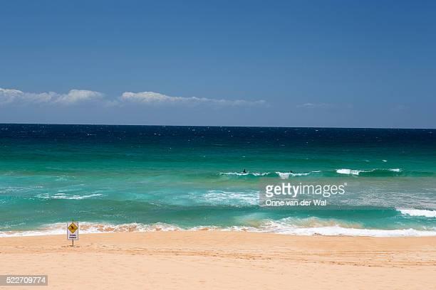 mona vale beach in new south wales, sydney australia - mona wales stock-fotos und bilder