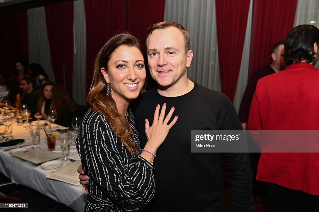 UNBLINDED Dinner Hosted By Jay Abraham, Sean Callagy And Shannon O'Donnell : Foto jornalística