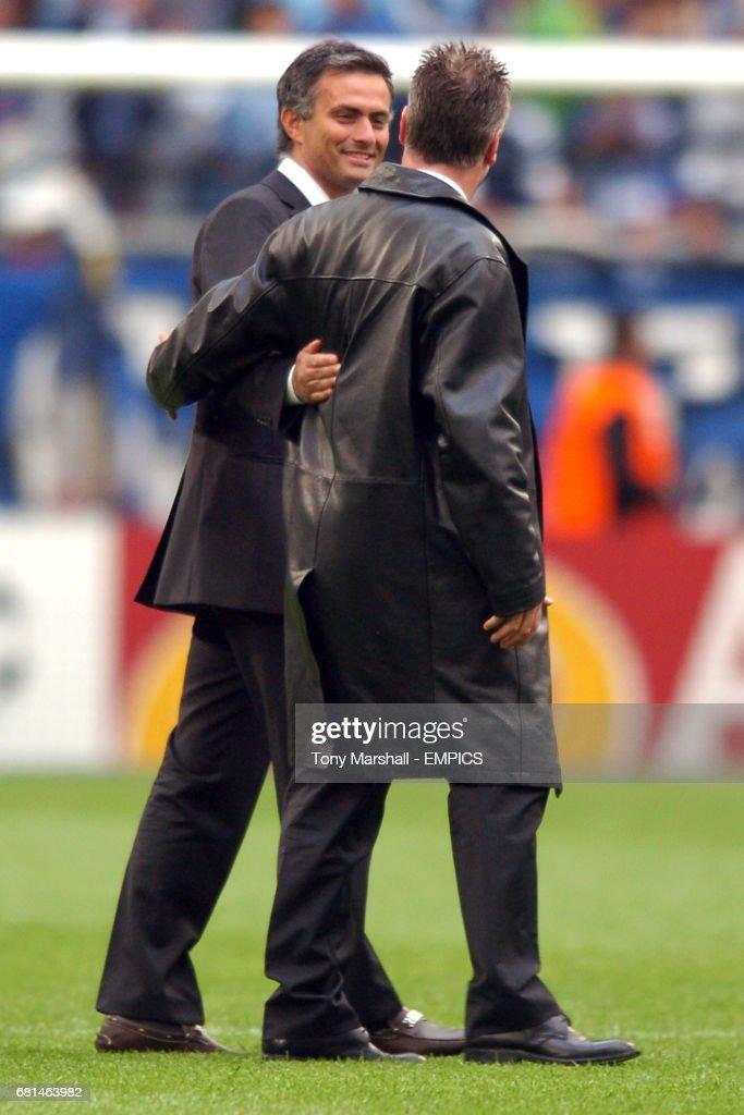Soccer - UEFA Champions League - Final - Monaco v FC Porto : News Photo