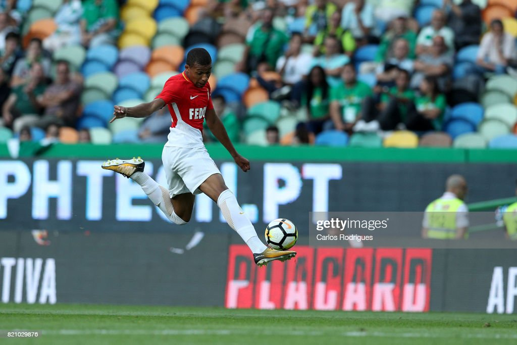 Sporting CP v AS Monaco - Pre-Season Friendly : News Photo