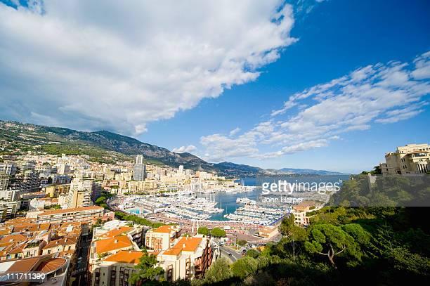 Monaco harbour, Monaco