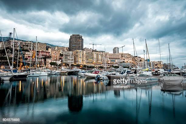 Monaco, La Condamine, Monte Carlo, Marina