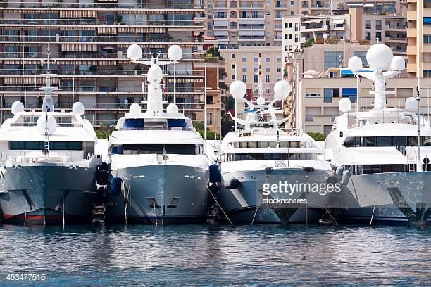 Port de plaisance de Monaco