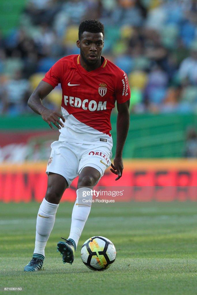 Sporting CP v AS Monaco - Pre-Season Friendly