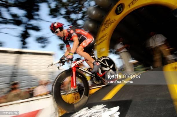 Rui Alberto FARIA DA COSTA Caisse d'Epargne Tour de France 2009 Etape 1 Monaco / Monaco