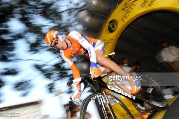 Robert GESINK Rabobank Tour de France 2009 Etape 1 Monaco / Monaco