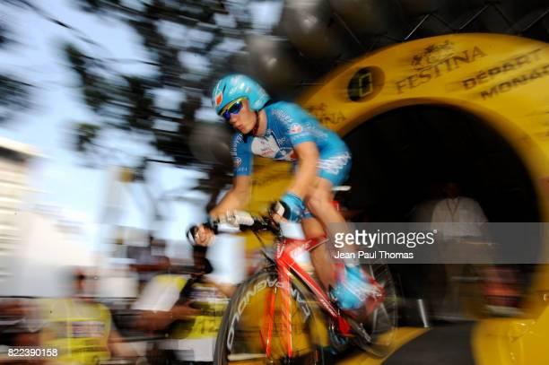 Pierre ROLLAND Bouygues Telecom Tour de France 2009 Etape 1 Monaco / Monaco