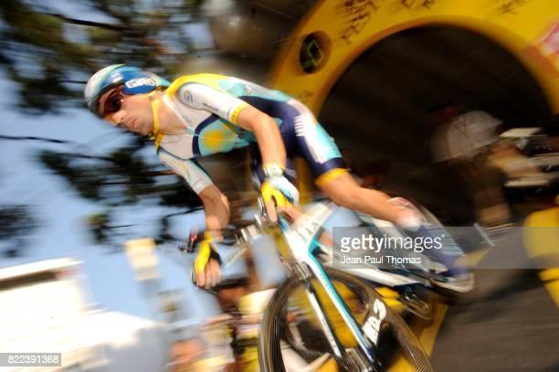 Haimar ZUBELDIA Astana Tour de France 2009 Etape 1 Monaco / Monaco