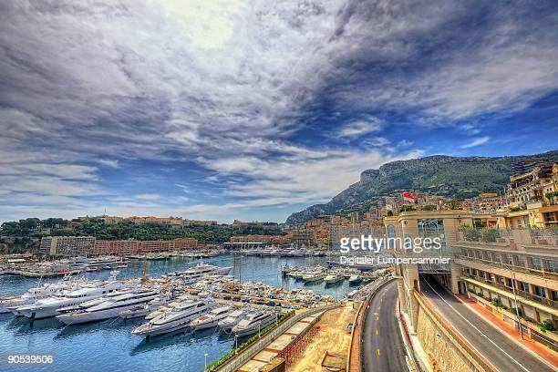 monaco monte carlo french riviera - monte carlo stock pictures, royalty-free photos & images