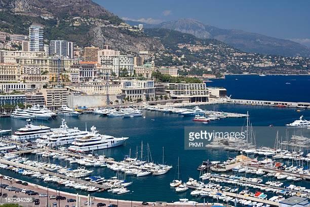モナコ公国 - モンテカルロ ストックフォトと画像