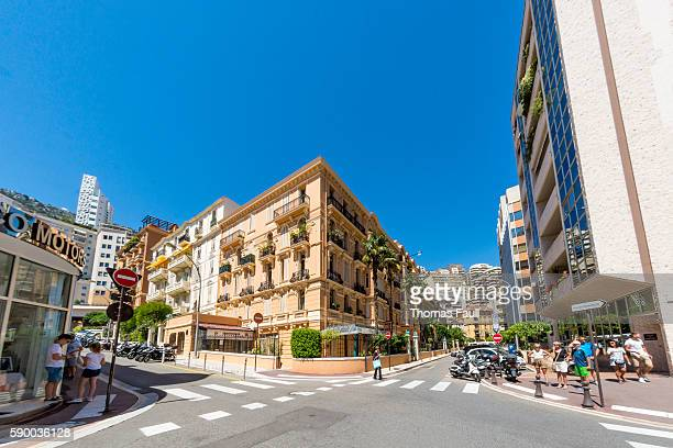 Monaco Street Town Centre