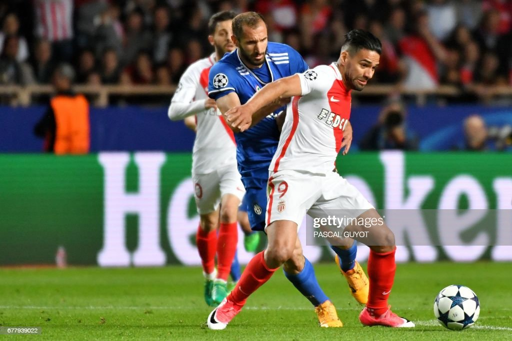 FBL-EUR-C1-MONACO-JUVENTUS : News Photo