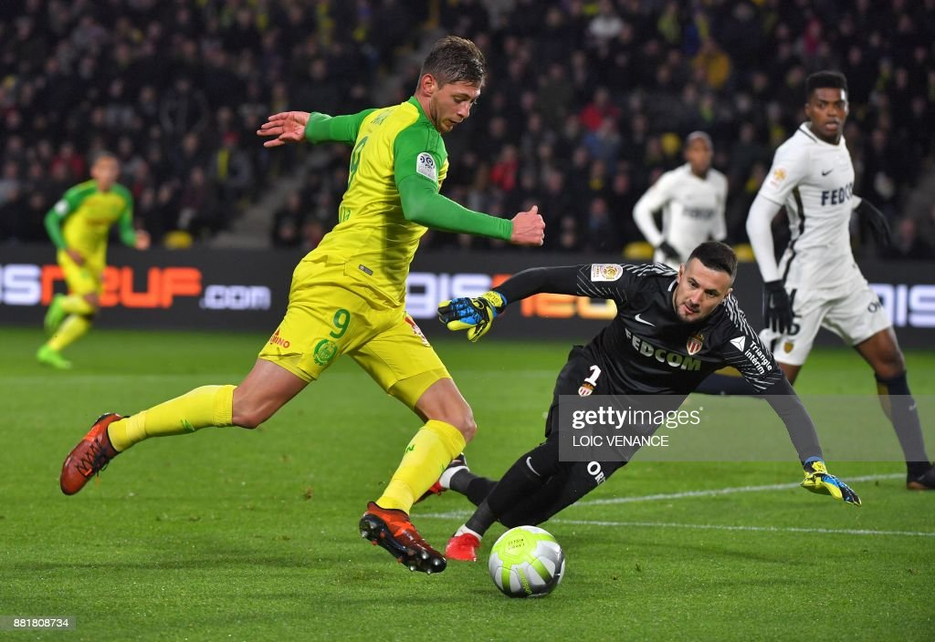 FC Nantes v AS Monaco - Ligue 1