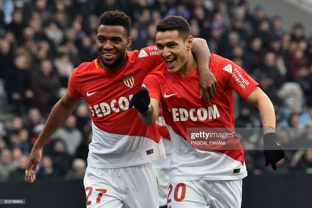 Toulouse v AS Monaco - Ligue 1