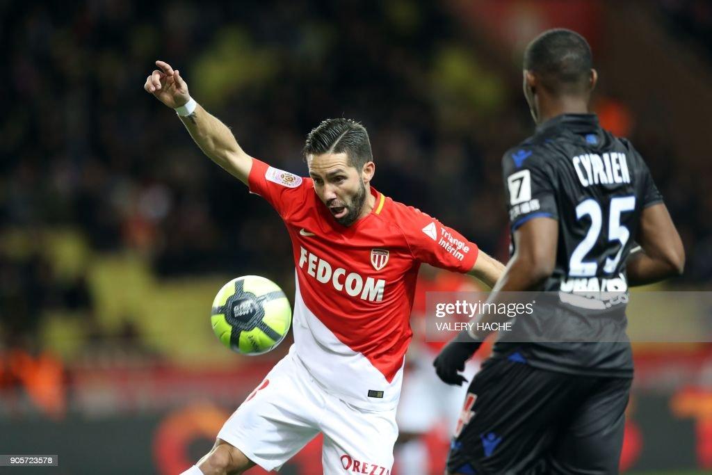 AS Monaco v OGC Nice - Ligue 1