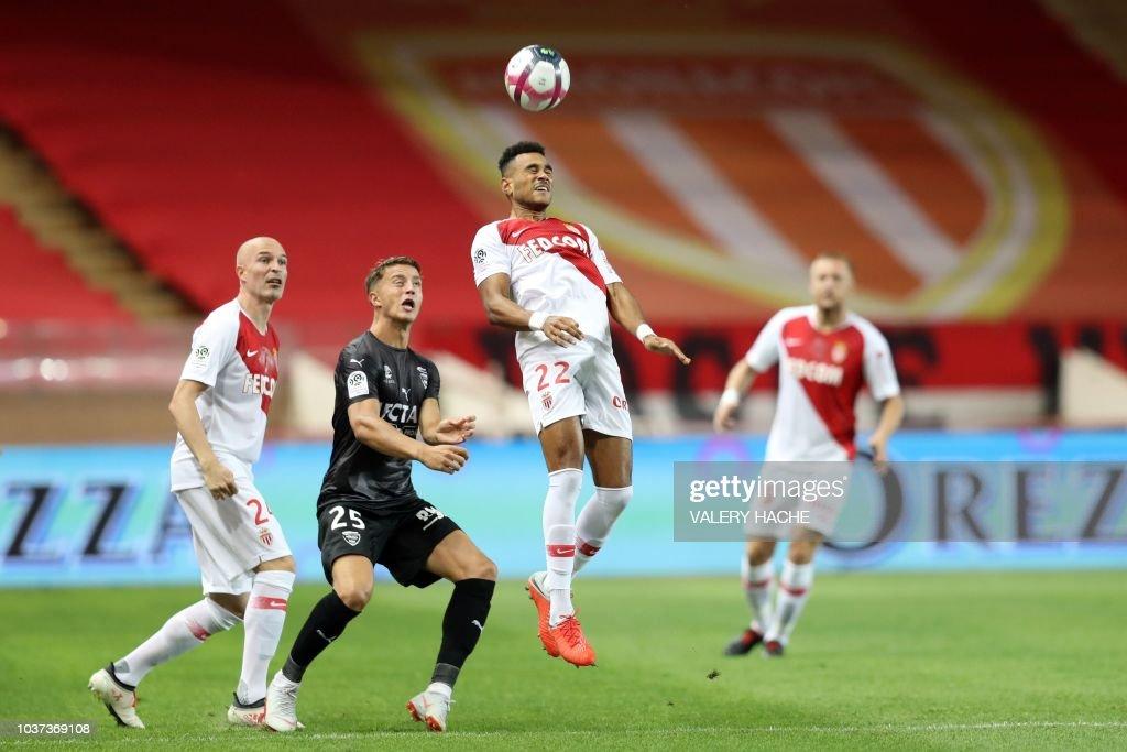 AS Monaco v Nimes Olympique - Ligue 1