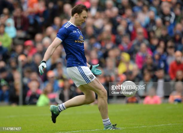 Monaghan Ireland 2 June 2019 Gearoid McKiernan of Cavan during the Ulster GAA Football Senior Championship SemiFinal match between Cavan and Armagh...