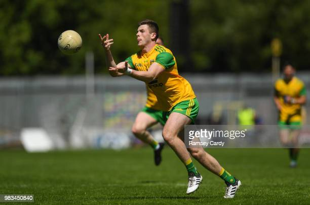 Monaghan Ireland 24 June 2018 Eoghan Bán Gallagher of Donegal during the Ulster GAA Football Senior Championship Final match between Donegal and...