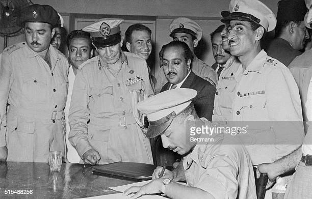 A monarchy since before the beginning of written history became a republic on June 19th as General Mohammed Naguib who overthrew the 33yearold ruler...