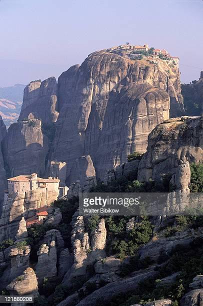 Monasteries of Grand Meteora, Greece