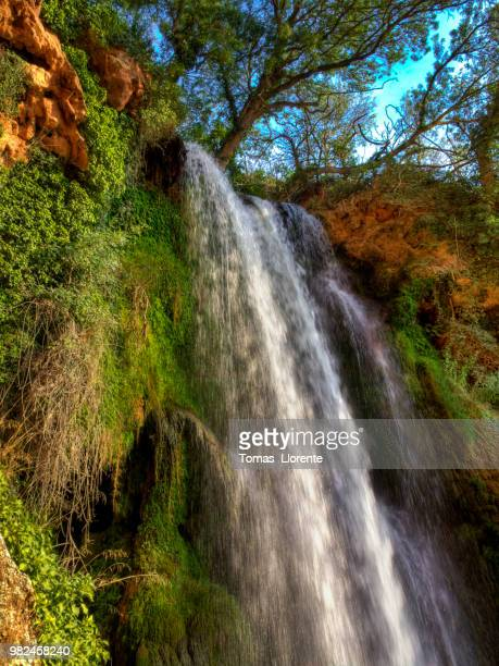 monasterio de piedra ii - llorente stock pictures, royalty-free photos & images