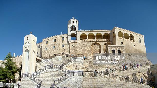 Monasterio Nuestra Señora de Saydnaya Siria