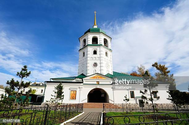 Monastery in honor of the Mother of God in Irkutsk