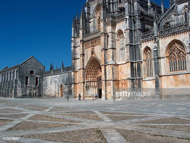 monastery of batalha - pejft stock pictures, royalty-free photos & images