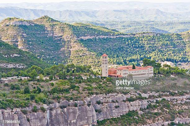 Monastery of Montserrat, Barcelona, Spain