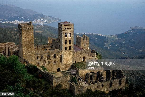 Monastery of San Pedro de Rodas Gerona Spain Romanesque art
