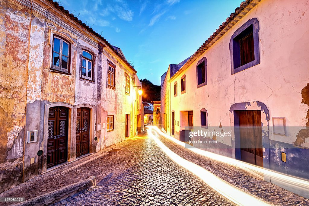 Monchique, Algarve, Portugal : ストックフォト