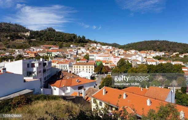 monchique, serra de monchique, portugal - monchique stock pictures, royalty-free photos & images
